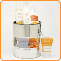 EARTH SCIENCE: Facial Care Gift Set 5 pc