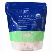 ORGANIC BATH SALTS BE WELL 21.5OZ from EO PRODUCTS