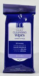 Cleansing Hand Wipes Lavender