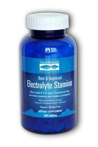 Trace Minerals Research: Electrolyte Stamina Tablets 300 tabs