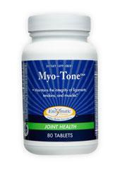 Enzymatic Therapy: Myo Tone 80 tabs