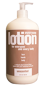 EO PRODUCTS: EveryOne Lotion Unscented 32 oz