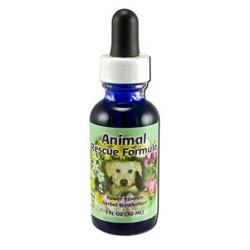 Flower essence: ANIMAL RESCUE FORMULA DROPPER 1OZ