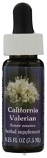 Flower essence: CALIFORNIA VALERIAN DROPPER 1OZ