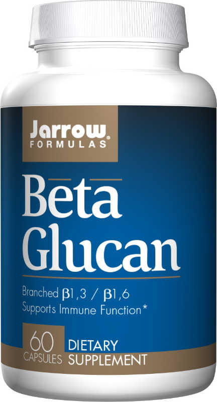 JARROW: Beta Glucan 250 MG 60 CAPS
