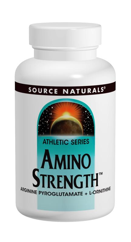 SOURCE NATURALS: Amino Strength 50 tabs