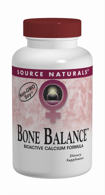 SOURCE NATURALS: Bone Balance (Eternal Woman) 120 tabs
