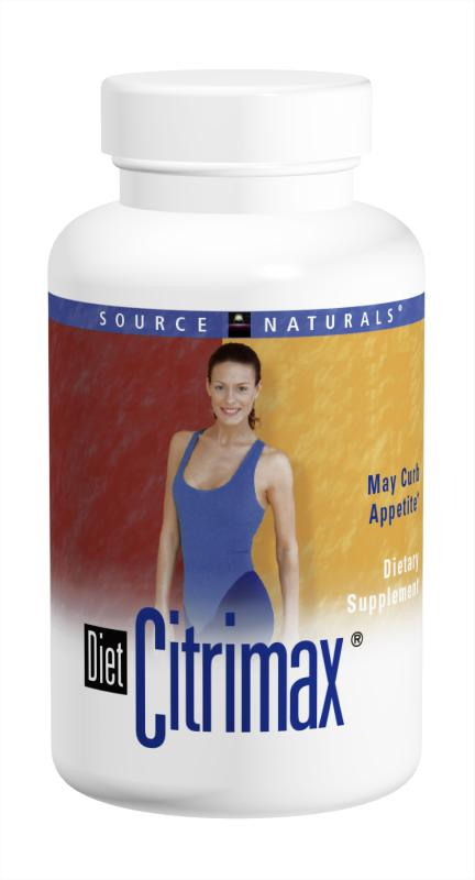 SOURCE NATURALS: Diet CitriMax 1000 mg 45 tabs