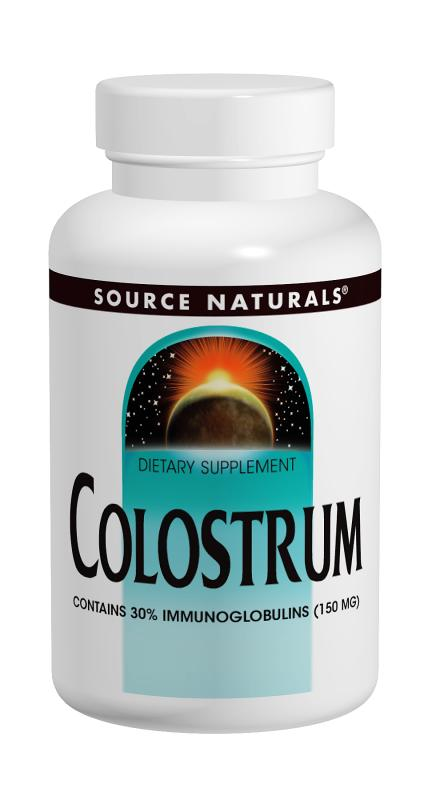 Colostrum 500 mg, 60 caps