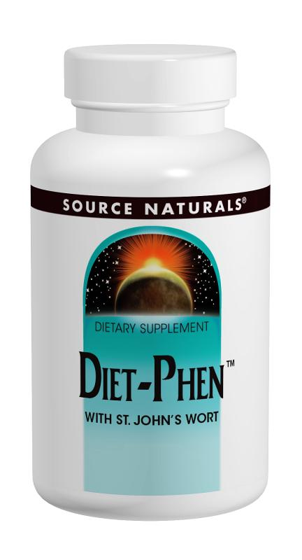 SOURCE NATURALS: Diet-Phen Classic With Synephrine 180 tabs