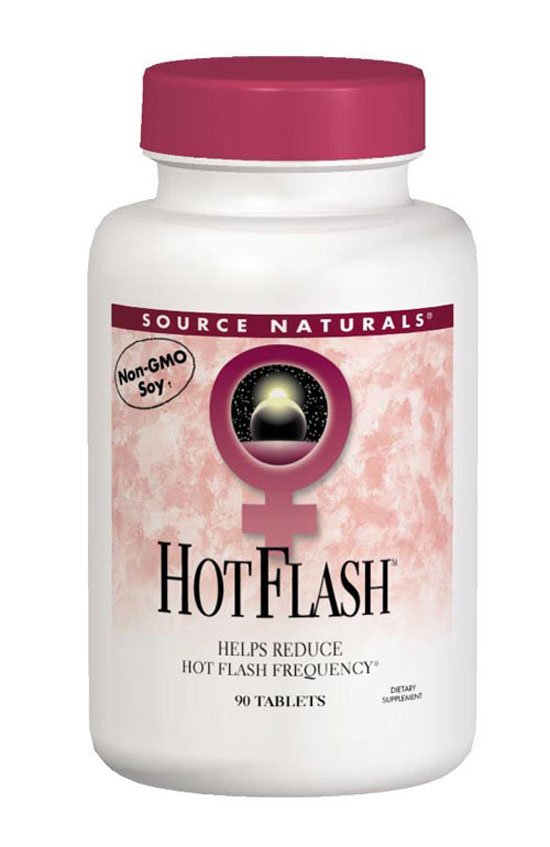 SOURCE NATURALS: Hot Flash  (Eternal Woman) 45 tabs