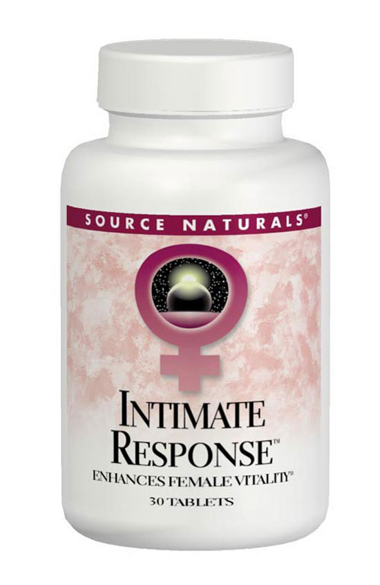 Source naturals: Intimate response (eternal woman) 30 tabs