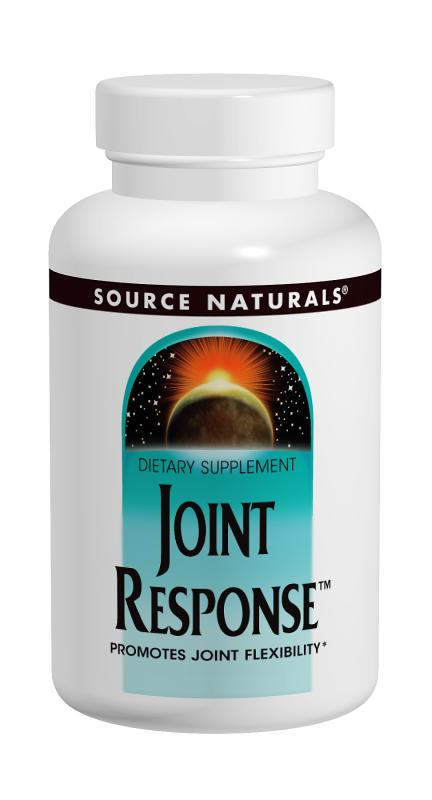 SOURCE NATURALS: Joint Response 60 tabs