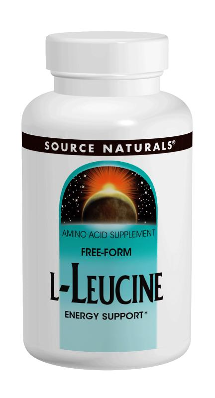 L-Leucine Powder 100 gm, 3.53 oz