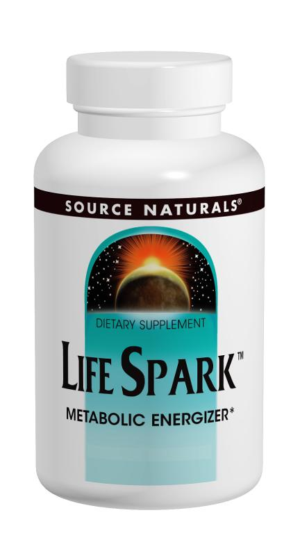 Life Spark Metabolic Energizer, 30 tabs