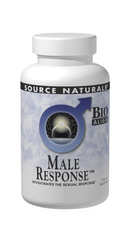 SOURCE NATURALS: Male Response 45 tabs