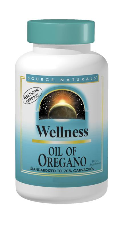 SOURCE NATURALS: Oil of Oregano 1 fl oz