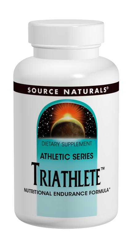 SOURCE NATURALS: Triathlete 40 tabs