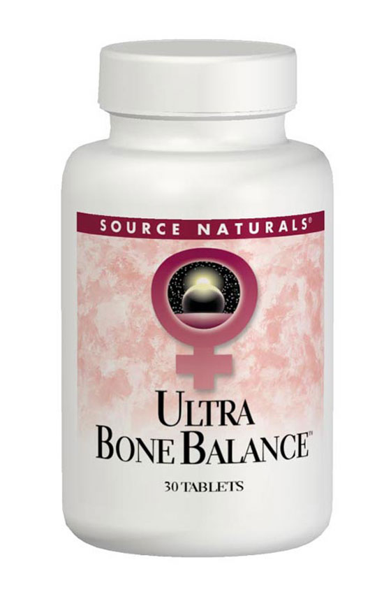 SOURCE NATURALS: Ultra Bone Balance (Eternal Woman) 240 tabs