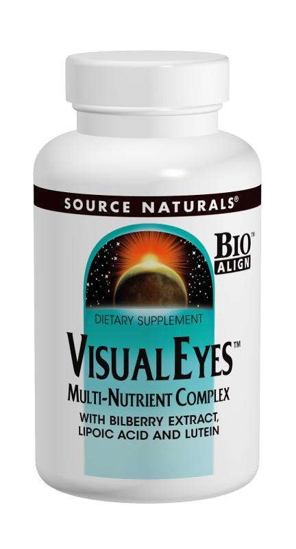 SOURCE NATURALS: VisualEyes 30 tabs