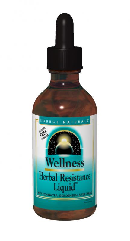 Wellness Herbal Resistance Liquid, 2 fl oz