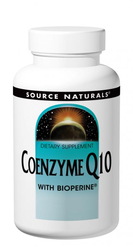 Coenzyme Q10 With Bioperine 30 mg, 120 sg