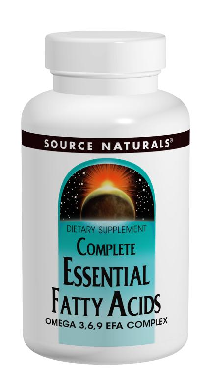 SOURCE NATURALS: Complete Essential Fatty Acids 30 sg