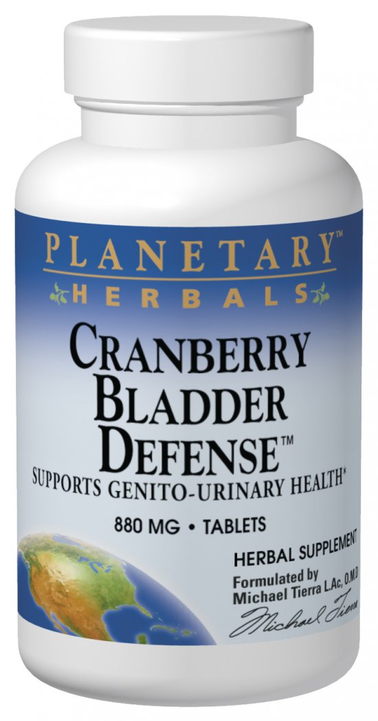 Cranberry Bladder Defense, 30 tabs