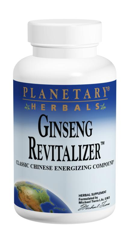 Ginseng Revitalizer, 10 tabs