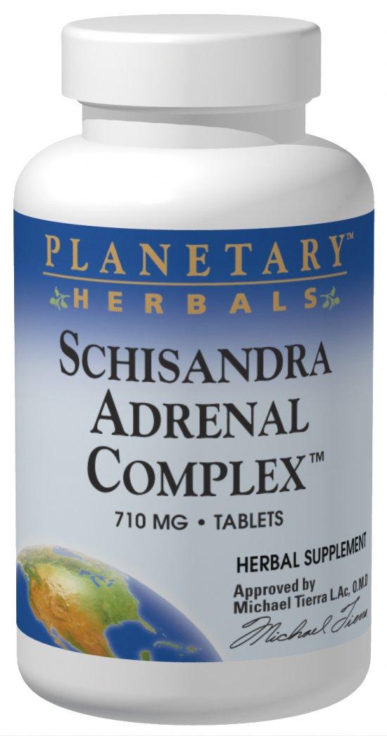 Schizandra adrenal
