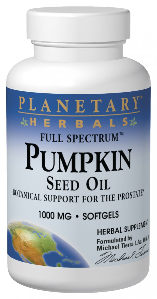 Full Spectrum Pumpkin Seed Oil, 90 SG