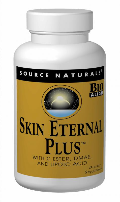 SOURCE NATURALS: Skin Eternal Plus 60 tabs