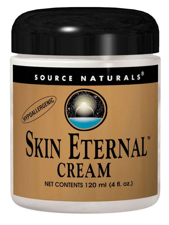 SOURCE NATURALS: Skin Eternal Cream 4 oz