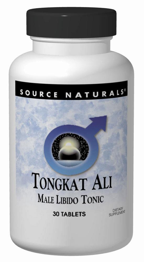 SOURCE NATURALS: Tongkat Ali 60 tabs