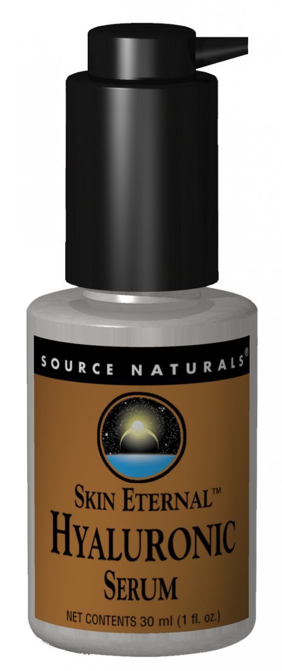 SOURCE NATURALS: Skin Eternal Hyaluronic Serum 1 oz