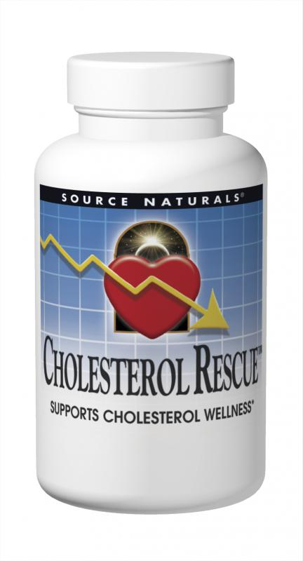 Cholesterol Rescue, 60 tabs