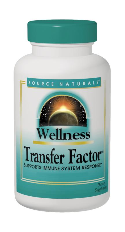 Wellness Transfer Factor 125MG, 30 caps