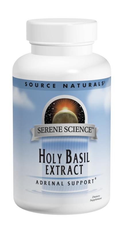 Holy Basil Extract 450MG, 60 caps