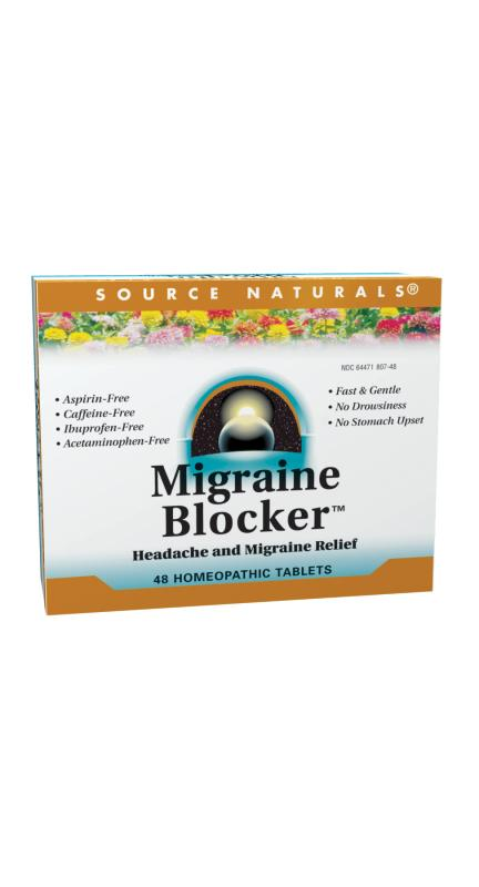 Migraine Blocker, 48 tabs