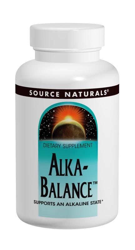 SOURCE NATURALS: Alka Balance 240 tabs