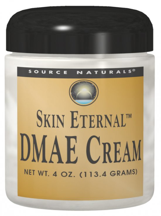 Source Naturals: Skin Eternal DMAE Cream 4 oz