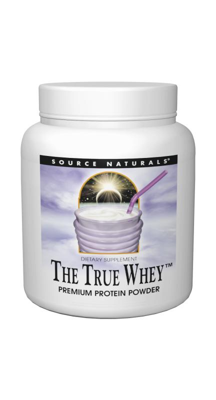 THE TRUE WHEY, 16 oz.