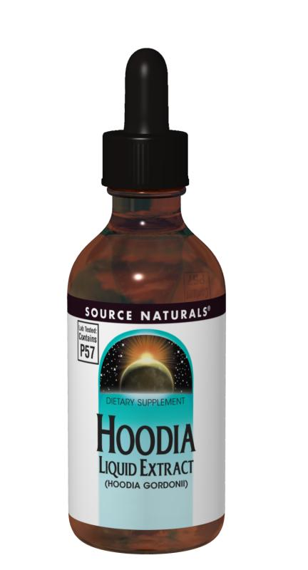 Hoodia Liquid Extract, 2 fl oz