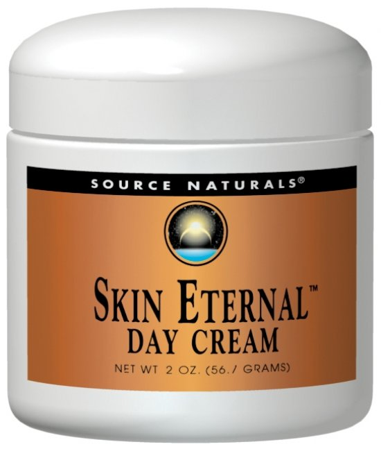 Source naturals: Skin eternal day cream 4 oz