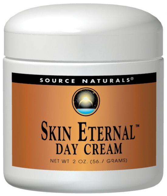 SOURCE NATURALS: Skin Eternal Day Cream 4 oz