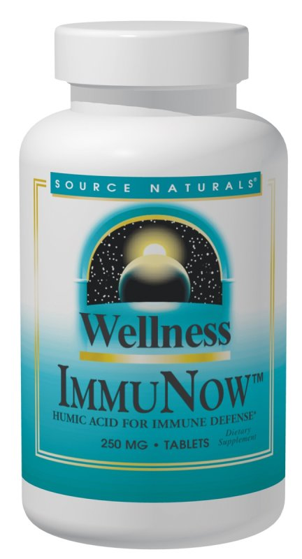 SOURCE NATURALS: Wellness ImmuNow 60 Tabs