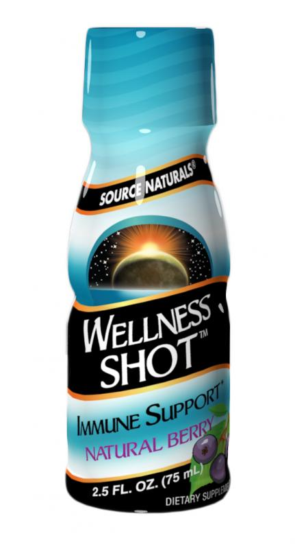 SOURCE NATURALS: Wellness Shot 2.5 oz