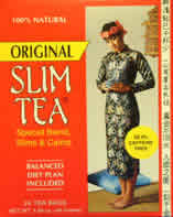 HOBE LABS: Ultra Slim Tea Original 24 bags