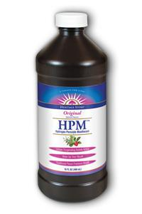 HERITAGE PRODUCTS: Hydrogen Peroxide Mouthwash 16 fl oz
