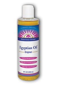 HERITAGE PRODUCTS: Egyptian Oil Original 8 fl oz